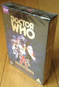 Doctor-Who-DVD-BOX-SET-Ace-Adventures-SEALED
