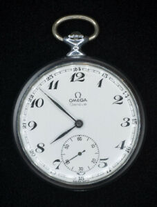 REDUCED-Omega-Geneve-pocket-watch-1970-S-N-25563508