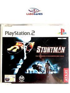 Stuntman-Pal-Eur-PS2-Promo-Retro-PLAYSTATION-Videojuego-Videogame-Mint-State