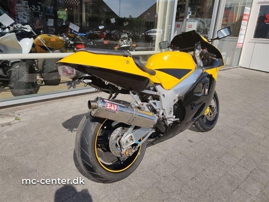 Suzuki, GSXR 750, ccm 51000
