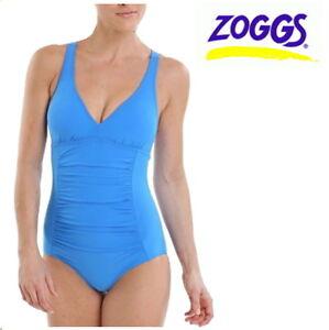 Zoggs-Donna-Costume-da-bagno-TRINITY-twistback