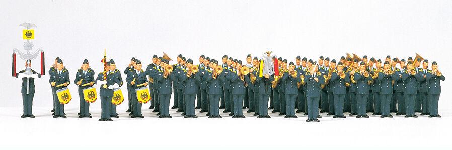 vanno a ruba Preiser 13256 Scala H0 cifra,Corpo di Musica Aviazione Aviazione Aviazione Militare,Esercito  basso prezzo del 40%