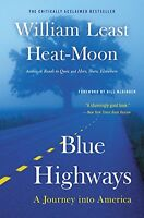 Blue Highways: A Journey Into America By William Least Heat Moon, (paperback), B on sale