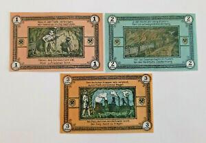WATTENSCHEID-NOTGELD-1-2-3-MARK-1921-NOTGELDSCHEINE-12486
