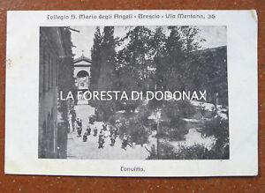cartolina-RARA-BRESCIA-COLLEGIO-S-MARIA-ANGELI-1910C