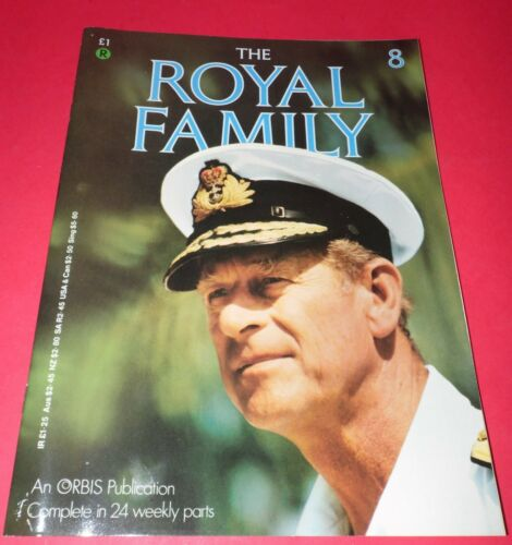 Pick Issue Magazine THE ROYAL FAMILY Choose An Orbis Publication 1984