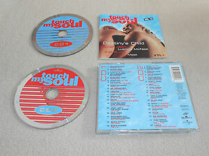 2CDs-Touch-My-Soul-The-Finest-of-Black-Music-Vol-11-38-Tracks-1998-22