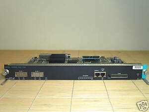 Cisco-ws-x4013-Catalyst-superviseur-Engine-II-plus