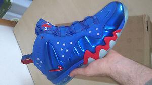 Nike-Barkley-Posite-Max-Sixers-76ers-Size-11-5-Area-72-Chuckposite-Eggplant