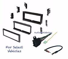 Car Stereo Kit Combo for some 82-90 Chevrolet Monte Carlo Nova S10 GMC Jimmy S15