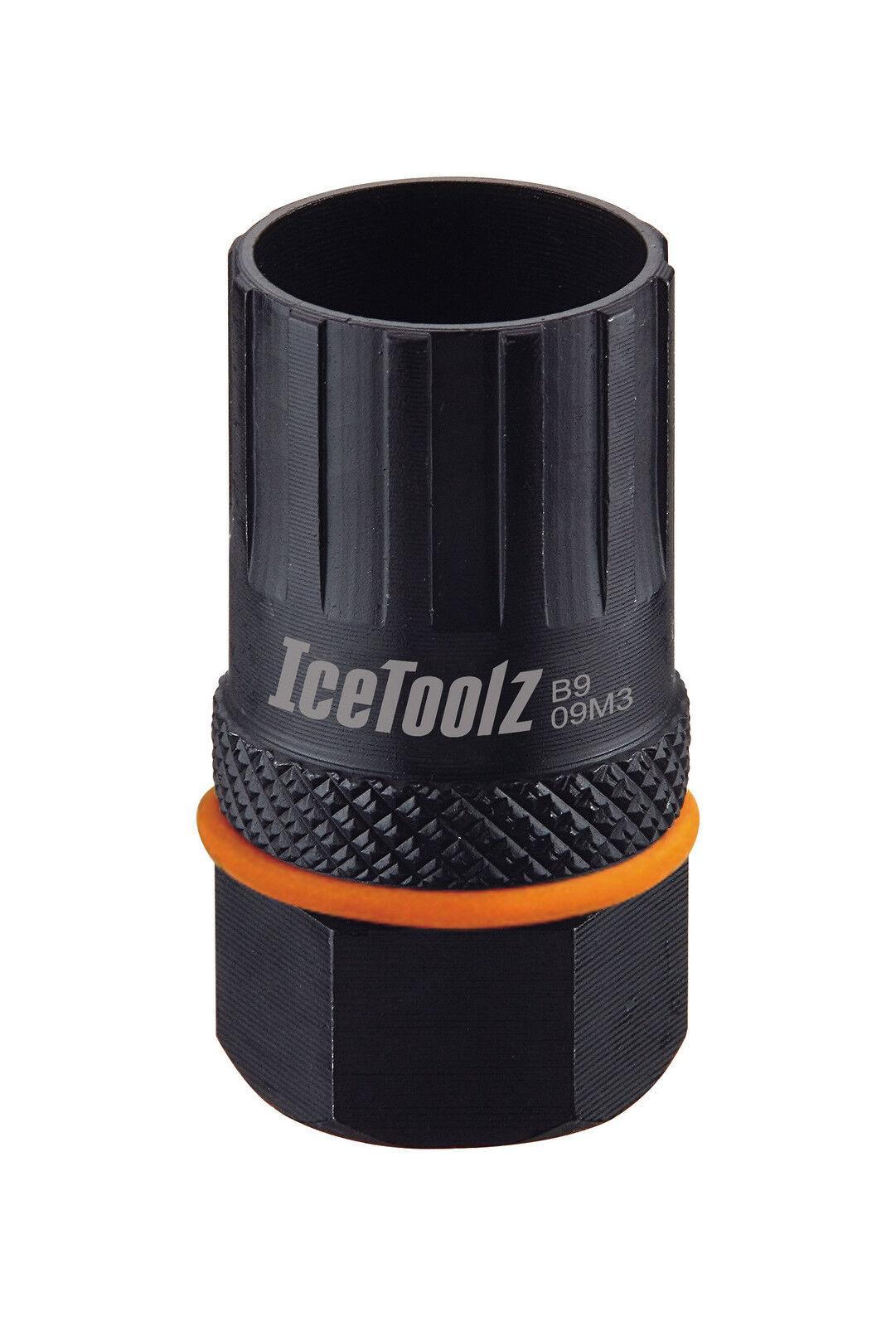 Extractor Icetoolz Compatible para Piñon Piñones Cassette MICHE Bicicleta 3972