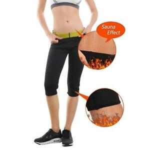 fa4dd8ddbe833 Details about LYTOPTOP 3 XL Women s Hot Sweat Slimming Neoprene Pants Body  Shaper Weight Loss