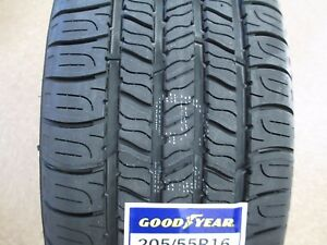 Tires 205 55R16 >> Details About 4 New 205 55r16 Inch Goodyear Assurance All Season Tires 55 16 2055516 R16 600ab