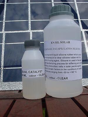 SOLAR CELLS, SOLAR PANEL ENCAPSULANT 0,55L Cell encapsulation 1,2 POUNDS!!!!!!