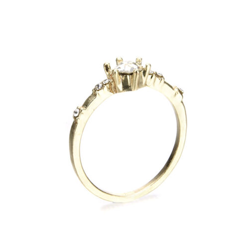 1mm Plain Thin Stainless Steel Rose Gold Couple Ring Simple Finger Rings Fashion