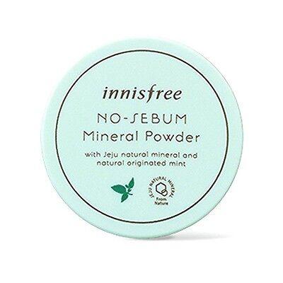[Innisfree] No sebum mineral powder 5g