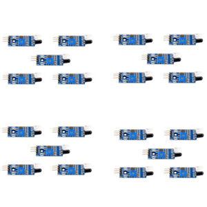 20Pcs-IR-Infrarouge-Obstacle-Avoidance-Capteur-Detection-Module-Pour-Arduino-Voiture-Robot