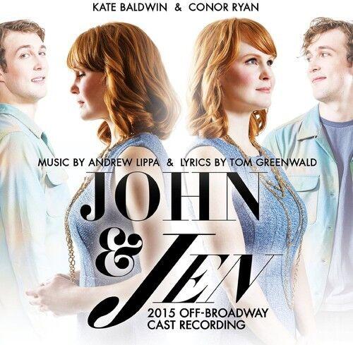 Conor Ryan - John & Jen / 2015 O.B.C.R. [New CD]