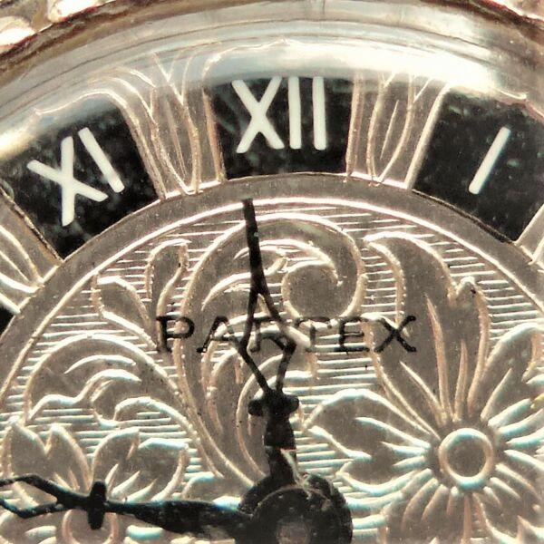 """2019 Mode Niedliche Halsketten Uhr, """"partex"""", Gute Funktion, Eher Neuerer Bauart Reinweiß Und LichtdurchläSsig"""
