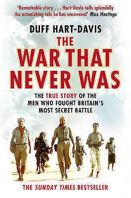 1 of 1 - HART-DAVIS,DUFF-WAR THAT NEVER WAS, THE  BOOK NEW