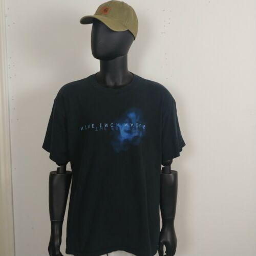 Vintage 90s NIN nine Inch Nails Band Tee Shirt Siz