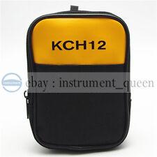 KCH12 Mini Soft Carrying Case Bag for Handheld Multimeter Meter FLUKE101 106 107
