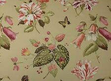 BRAEMORE PETAL BURST CHAMPGANE BUTTERFLY FLORAL MULTIUSE FABRIC BY THE YARD