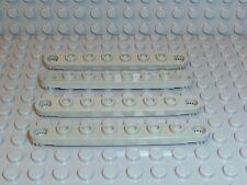 Lego ® Technic 4x placa plate 4442 gris gris claro 1x8 5591 8034 8055 t08 de las articulaciones