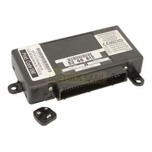 SAAB-95-9-5-9600-98-10MY-TWICE-T-W-I-C-E-ALARM-KEY-ECU-CONTROL-UNIT-amp-1X-REMOTE