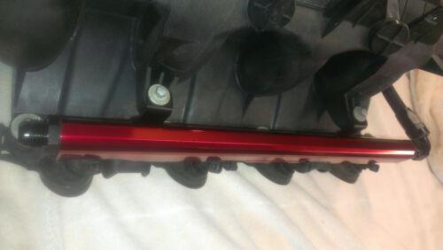 6AN 5.3 6.0 6.2 Chev Silverado BLACK LM7 LQ4,9 Z920 Fuel Rail Kit /& Crossover