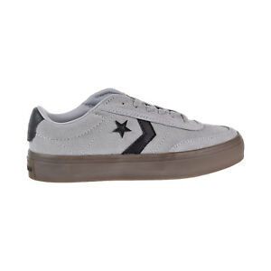 84e9db46d7be Converse Courtland OX Big Kids  Men s Shoes Wolf Grey Black Brown ...