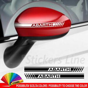 Adesivi-calotte-specchietti-Fiat-500-ABARTH-strisce-adesive-specchietto
