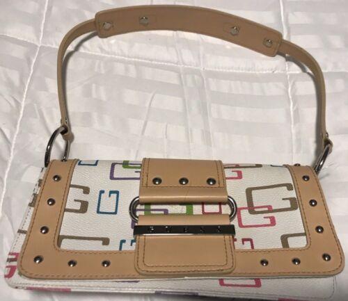 Guess Mini Flap Hang bag Multi colors