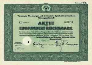 Charbonnier Altenburger Stralsunder Jeu Cartes Aas 1942 Altenburg Leinfelden 100-afficher Le Titre D'origine