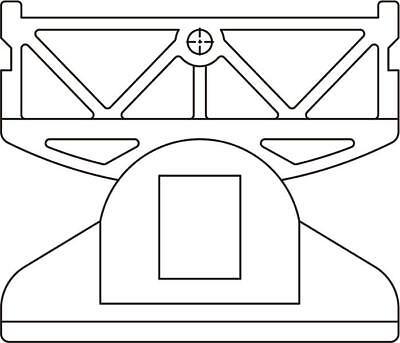Nivello-innenschuh 73x25mm Für Leitern Ab 2005 Modische Muster