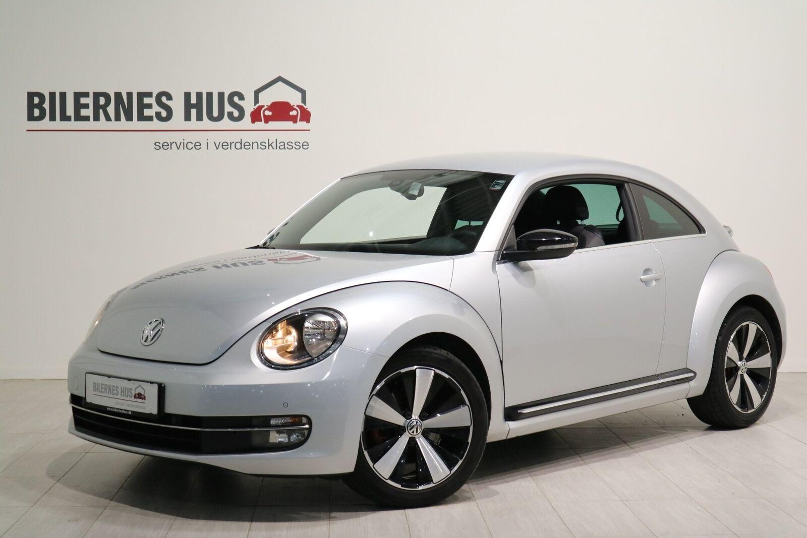 VW The Beetle 2,0 TSi 200 Sport DSG