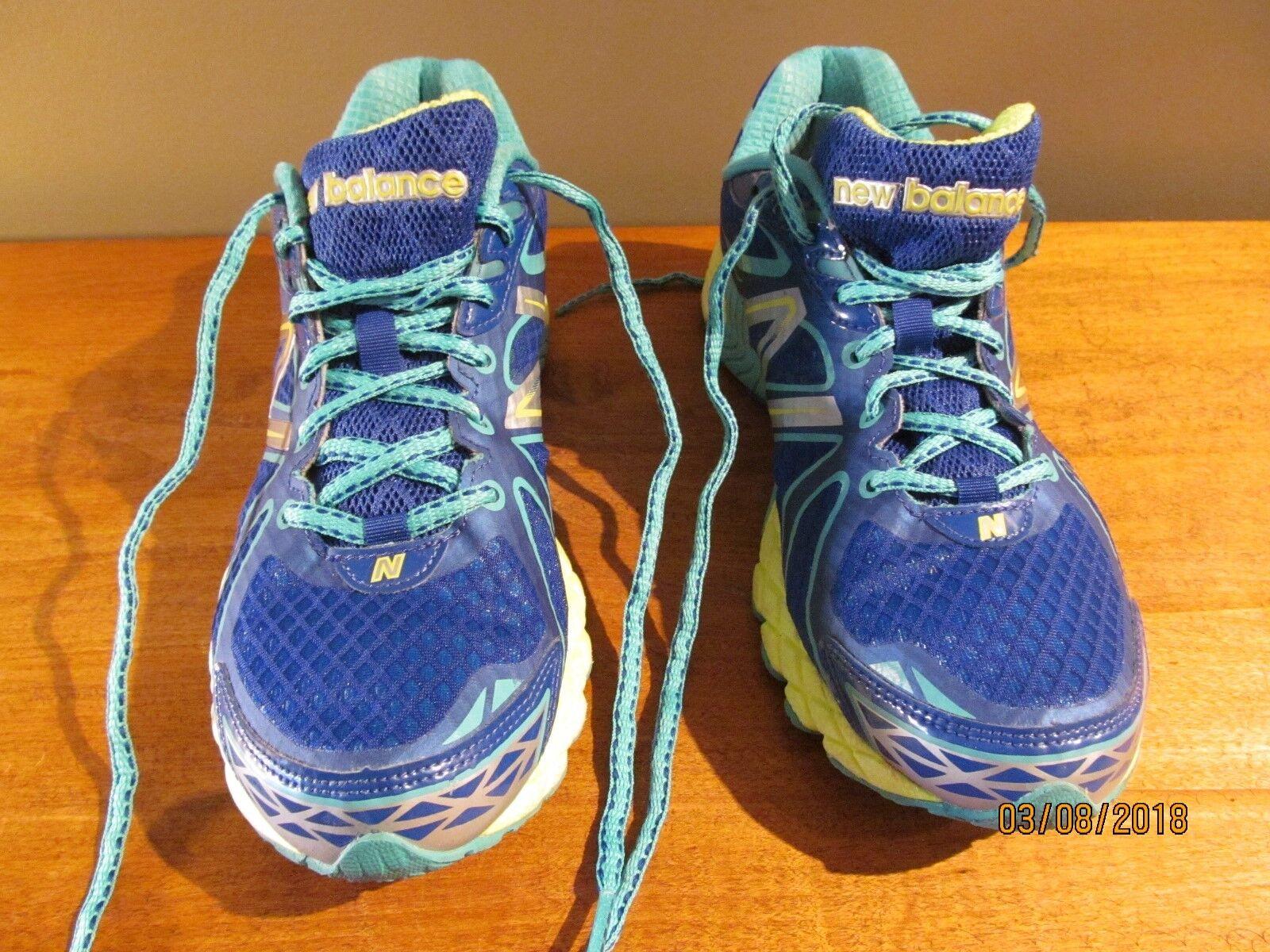 New Balance Womens Womens Womens Sz 8 - B US 39 Eur Running Shoes 063b48
