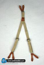 DID 1/6th Scale WWII German Grossdeutschland 16.Kompany Peter Greim - Suspenders
