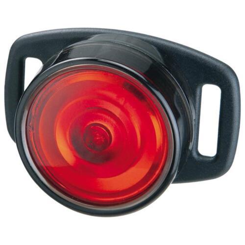 Neu Topeak Tail Lux hinten Helm Licht Radfahren Getriebe Rot