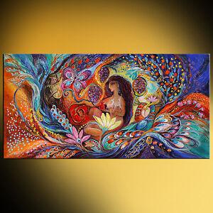 Song-of-Songs-super-quality-giclee-print-figurative-Jewish-art-Elena-Kotliarker