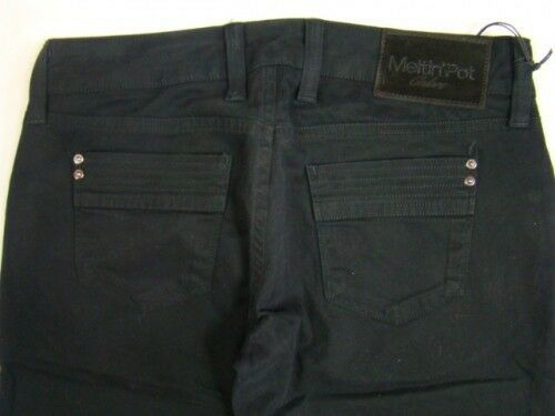 MELTIN´POT MENDEL TIGHT CUT JEANS S6130 jeanshose designerjeans damenhose hose