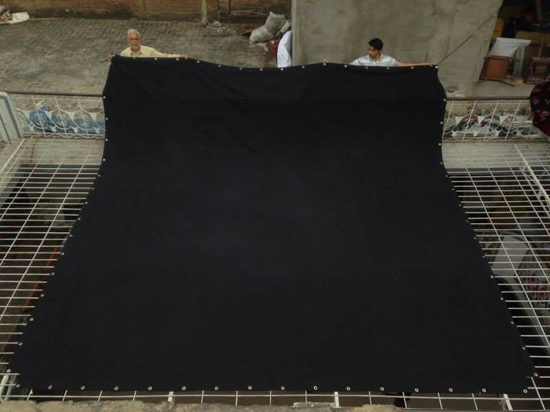 Wrestling boxing 20 ft x 20 ft ring canvas mat cover