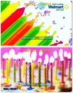 Image Is Loading 2x WALMART 18TH BIRTHDAY CAKE Amp COLOURED CANDLES