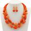 Charm-Fashion-Women-Jewelry-Pendant-Choker-Chunky-Statement-Chain-Bib-Necklace thumbnail 120