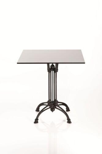 Tischgestell aus Gusseisen Tische Gastronomie Restaurant Hotel Metro/_B6 Tischfuß