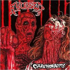 AVULSED - Carnivoracity  [Re-Release] CD