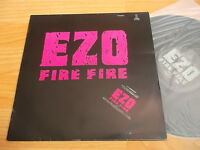 * EZO - Fire Fire KOREA LP