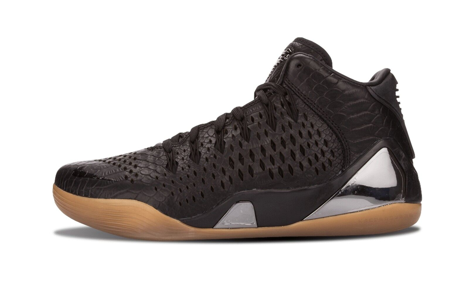 the latest be2a7 d185a Nike Kobe 9 Mid Mid Mid ext QS piel de serpiente 704286 001 barato y hermoso
