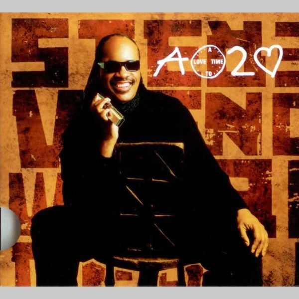 Stevie Wonder - A Time To Love - CD Limited Pur Edition   Pop / Motown / Soul