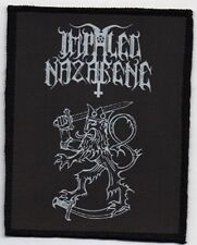 IMPALED NAZARENE PATCH / SPEED-THRASH-BLACK-DEATH METAL
